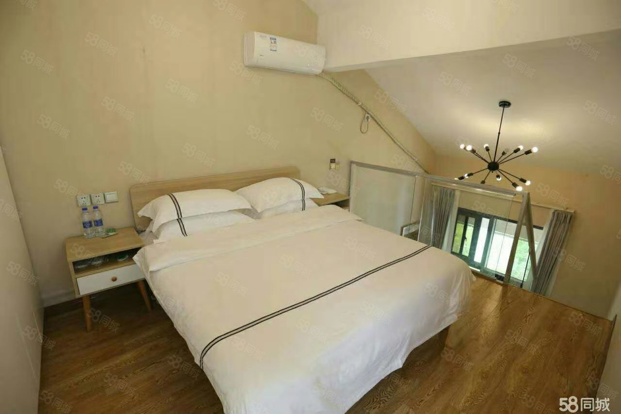 河东新区巢寓国际服务公寓,拧包入住精装修