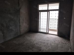 (首付18万)有房本电梯房,三杰盛世城3室楼层好南北通透