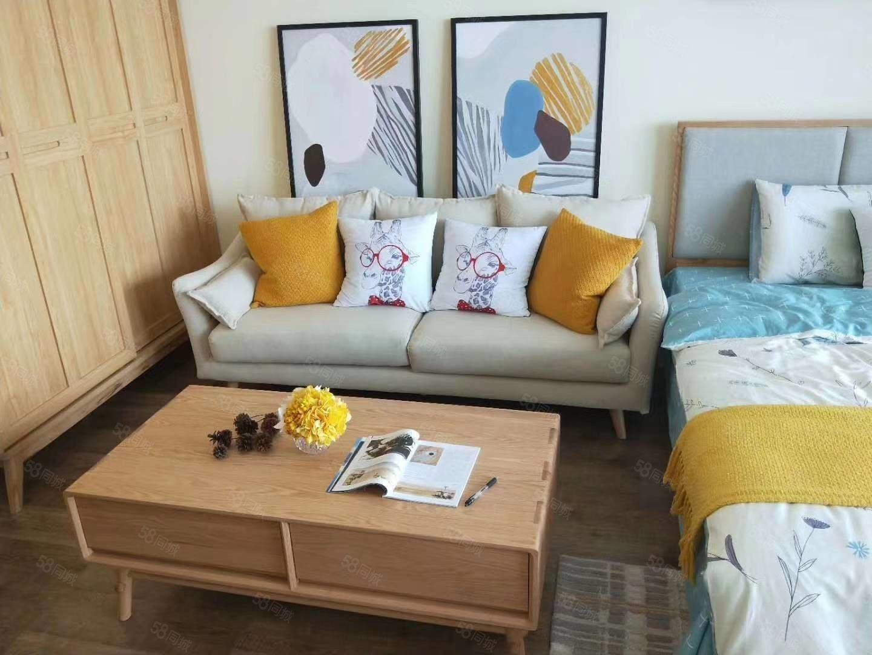 抚仙湖投资度假养老小公寓,仅售40万,附带精装修