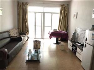 新天地阳光城,两房两厅,家电家具全配,年租:1600/月