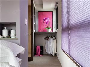 城南伯爵郦城电梯高层两面采光单身公寓视野很好