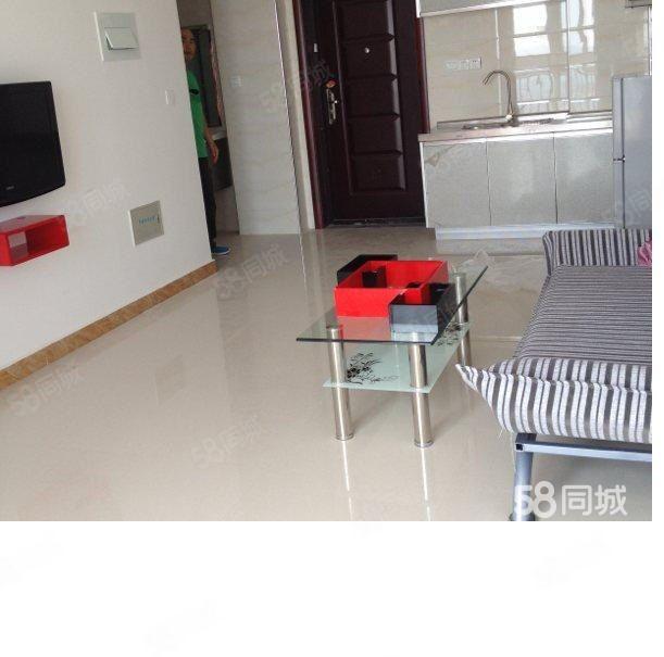 浉河区老城街道苏荷公寓精装1房对外出租领包入住看房签约