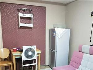 蚂蚁公寓真正一室一厅,家具家电齐全,有中央空调这个夏天不再热
