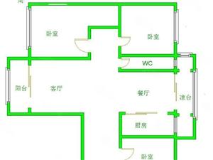 建业一号城邦3室2厅2卫支持贷款