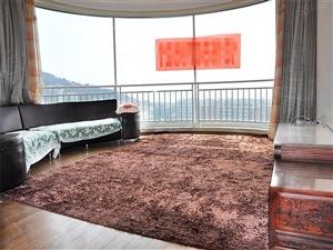 精装修套三圆弧厅看海景山水名园二期看房方便