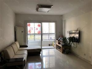 中海熙岸工程验收房,质量好,纯南向精装全明套二户型超低急售