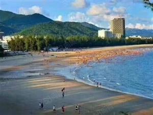 东平盛和珍珠湾二期东平唯一一线海景公寓