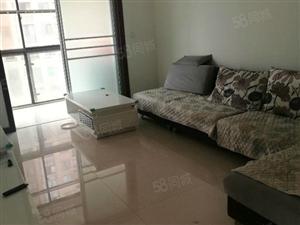 万达熙龙湾超100平大两房简单装修有证满2年