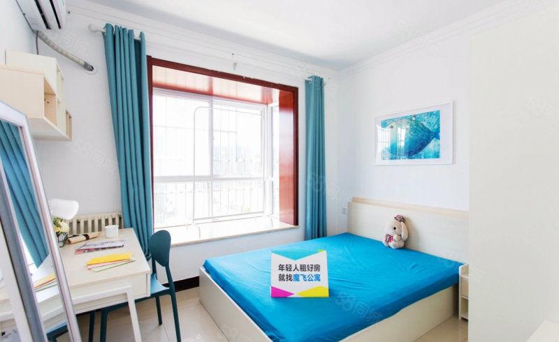 (魔飞公寓)二七万达商圈长期求租简装房、毛坯房价格面议