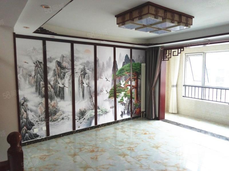 港区润丰锦尚上下复式5室可办公开公司做员工宿舍家电齐全