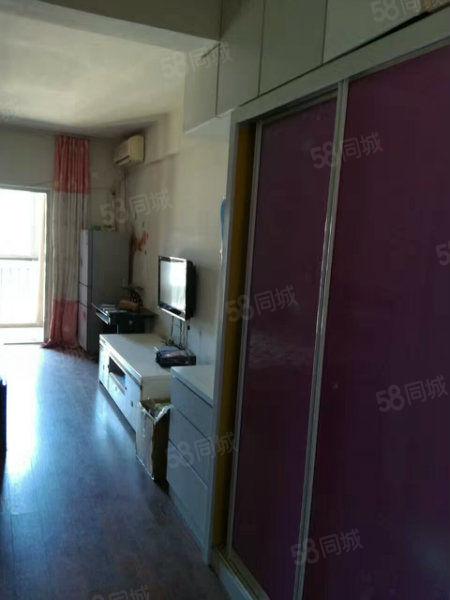 汽车北站旁金甸名苑一室一厅一卫一阳台一厨房标准单身公寓