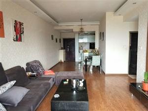 太阳岛精装两室家电家具+三台空调拎包入住看房方便