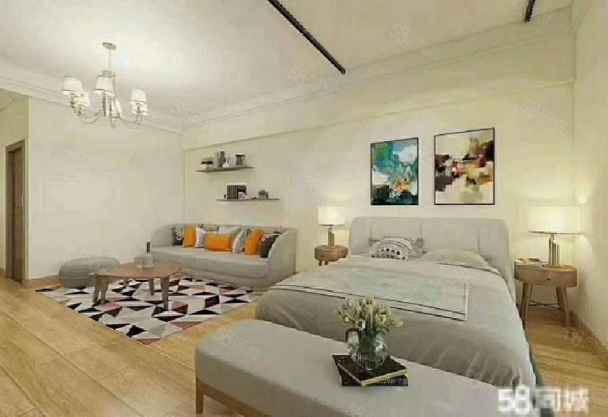 市中心晶选酒店式投资公寓可自住一小四中陪读房可实现
