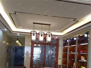 盛世宏城电梯房142平方四室两厅二卫22楼豪装有证带车库位