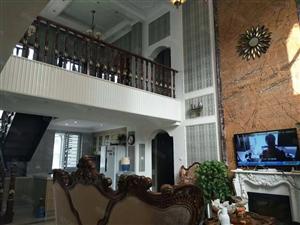 南池公馆一期上挑复式豪华装修205平无税实际面积大可贷款