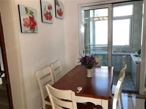 城南怡宁花园,高档装修,家具齐全,环境优美,