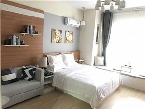 家佳源繁华商圈精装高档公寓可做饭拎包入住