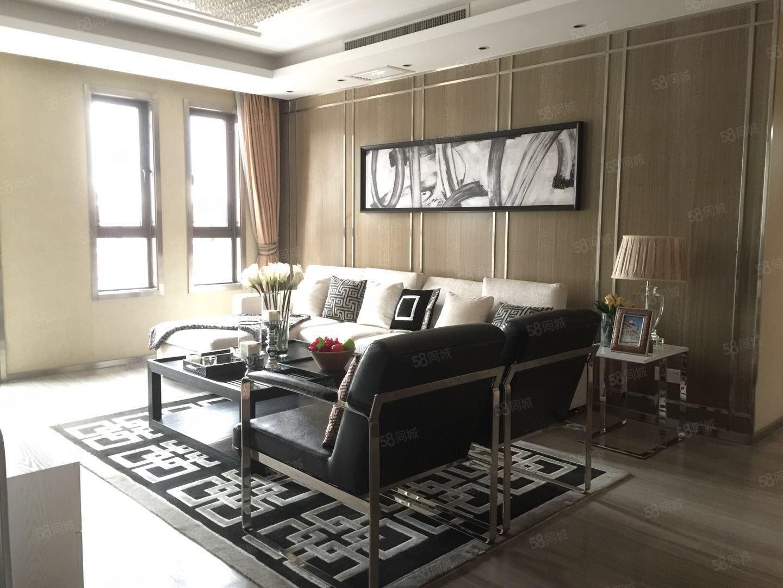 阅府洋房180平78复式豪华装修带中央空调地暖带30平晒台
