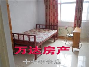 万达广场南清泉小区4楼3室家具家电拎包即住停车方便