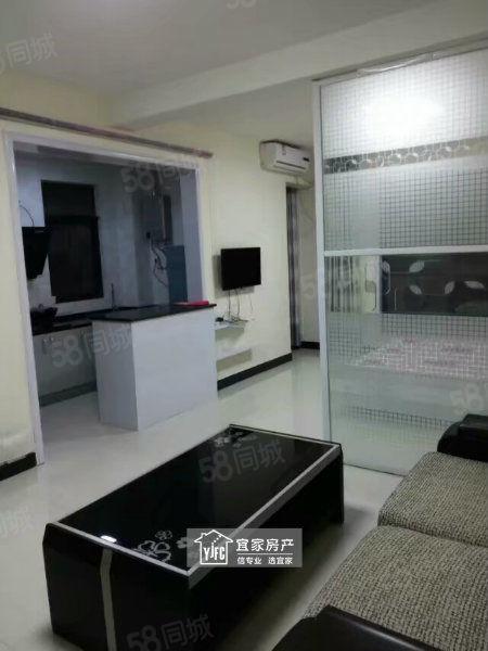 急售中央名邸二期1室1厅精装修赔钱卖了