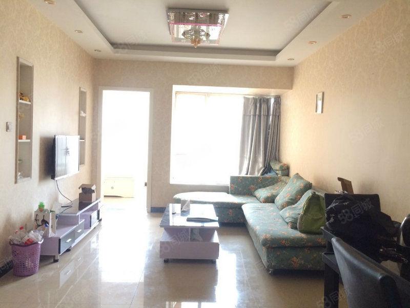 合能四季城一期精装套三客厅宽敞大气温馨居家