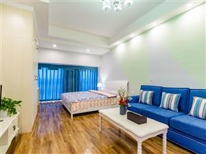 天河路地铁口蓝光幸福满庭精装公寓出租现在特价