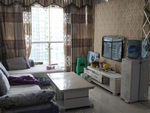 紧凑两居室无浪费的空间拎包入住全明格局大落地窗