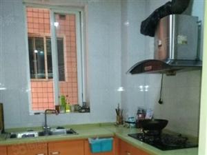 滨江佳苑43.8万3室2厅2卫精装修,难得的好户型急售