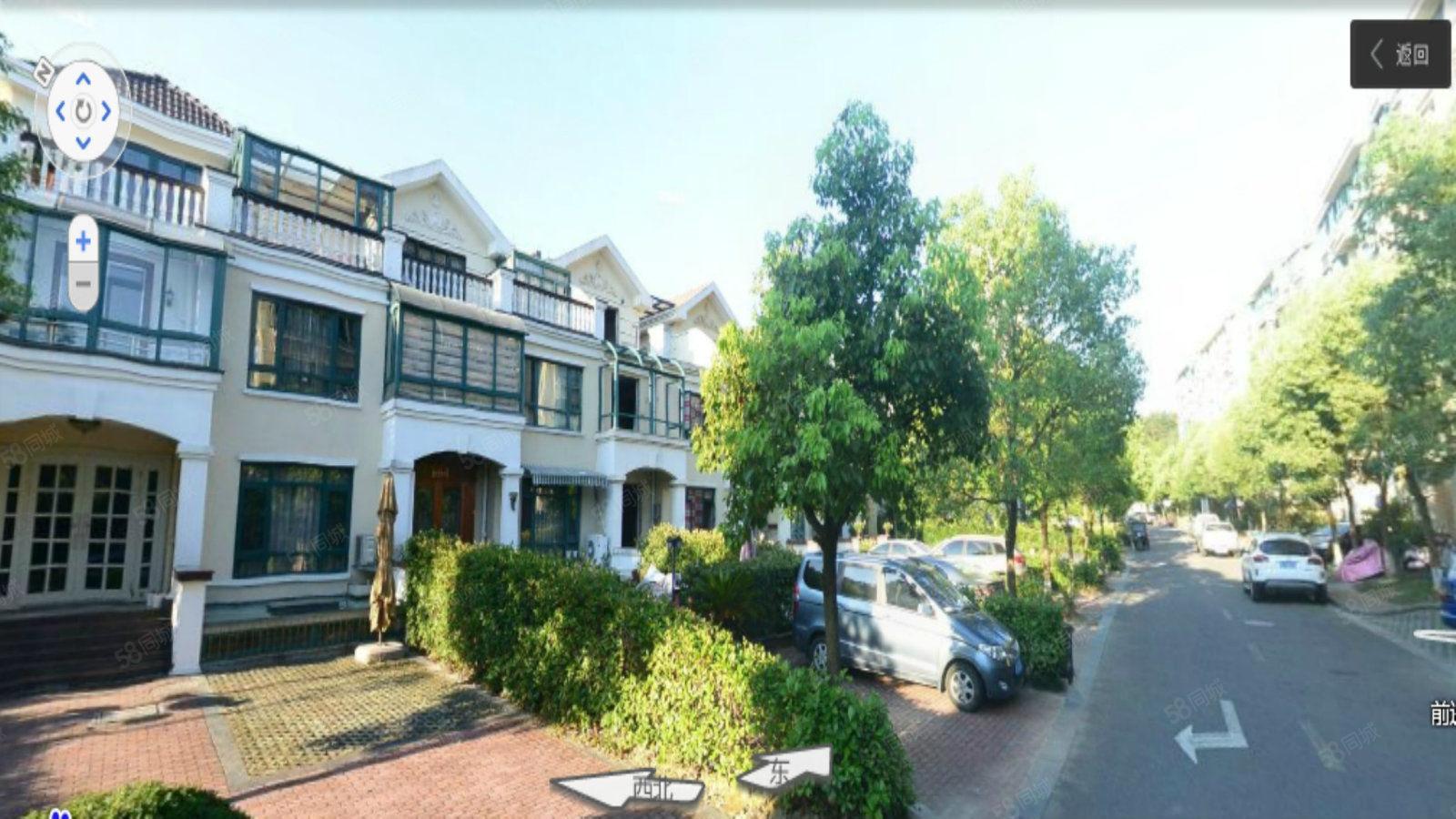 檀东颐景山庄后面个人别墅一室一厨一卫精装修样样有1600/月