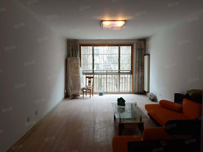 急租东岳中小学中天雅合居精装一楼两室两厅带配房