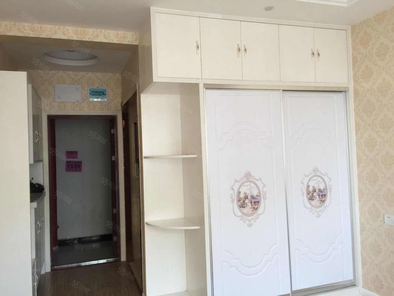 寿昌大道新城明珠电梯高层出租一室一厅一卫生活便捷车位充足