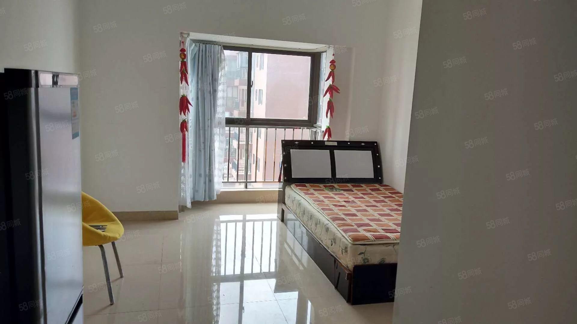 都市经典、单身公寓、1室1厅1卫、带部分家具澳门金沙平台