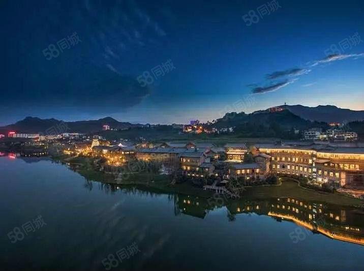 50平55万精装修湖景房可托管可自住广龙旅游小镇
