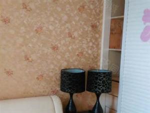 未来城一室一厅8层电梯房精装空调热水器床沙发壁橱精装地暖