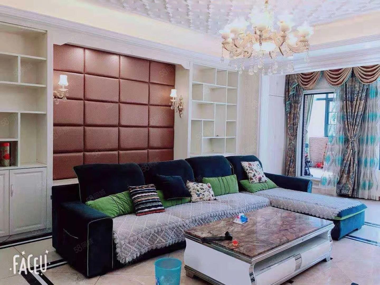 世界港丽宫五室两厅1厨豪华装修拎包入住