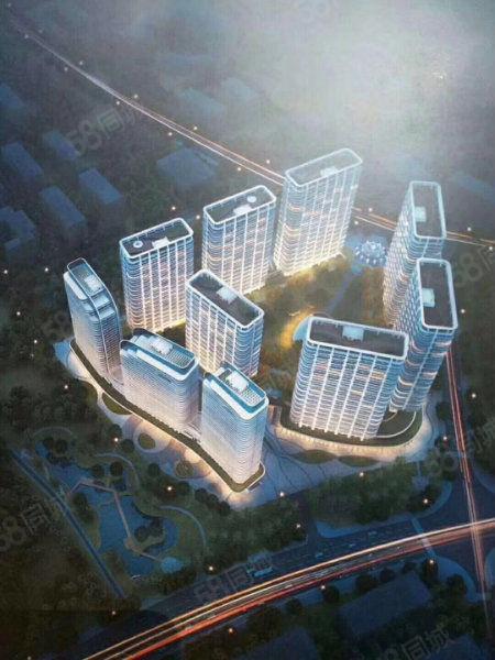 大理洱海风景区新开发楼盘高品质房源40年产权复式楼,可按揭!