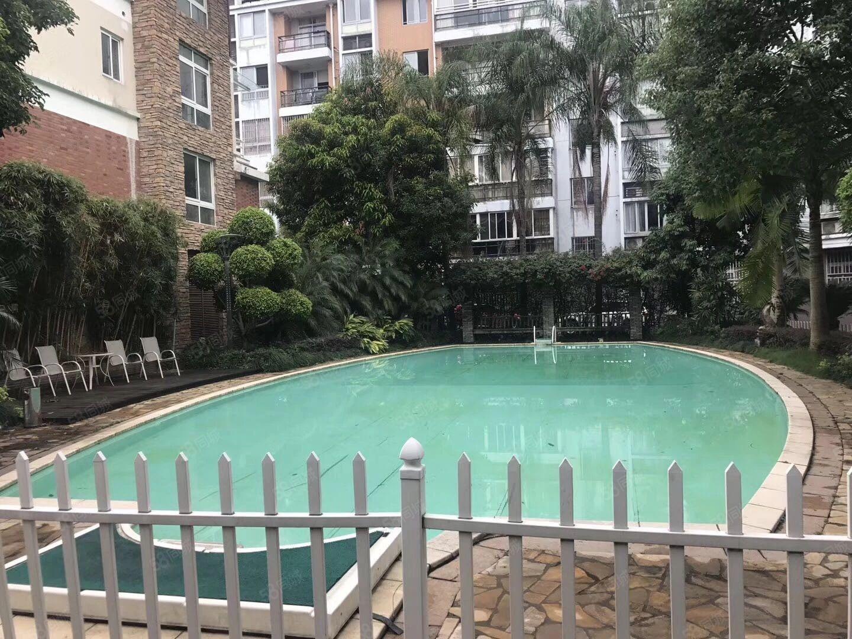 诚功人士聚集地直降20万蓝天小区别墅景观庭院内设私家游泳池