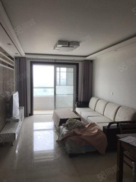 客运中心附近检察院高层两室精装修全家全电拎包入住