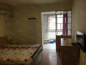 整租地铁口万达旁海森林精装一室家具家电齐全1500!