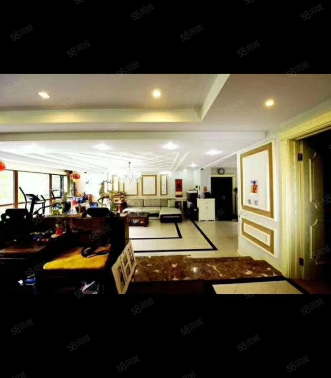 奥园1楼231平带100平小院家具家电全带好位置254万