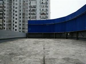 西北政务新区凤凰假日多层三楼前后带独立大平台毛坯无税急售