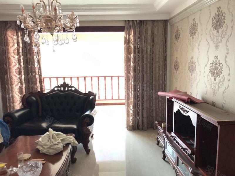 万基花园大套户型145豪华装修,带家具家电,整体出售
