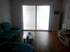 随时看中央广场君府城2室2厅家具家电水电煤暖储藏室全