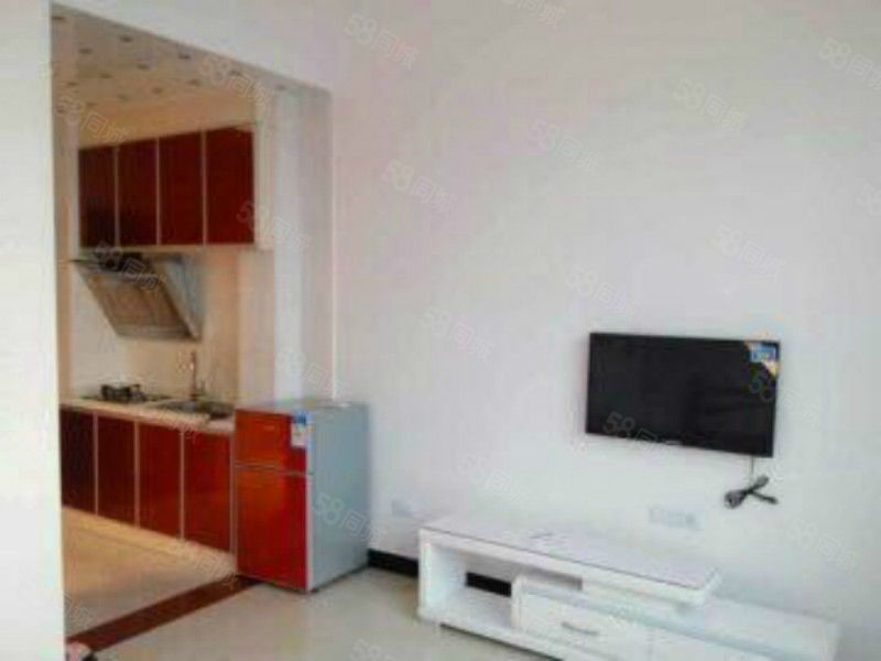 新街口永邦欧洲城单身公寓家电家私齐全仅租900元