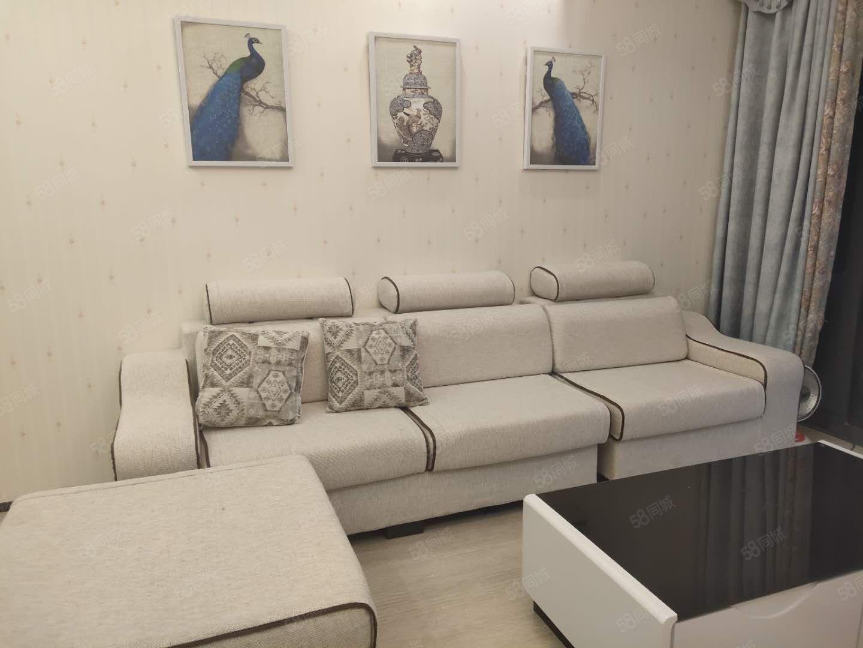 恒大名都豪华温馨独立卧室和客厅63平公寓出租,生活方便