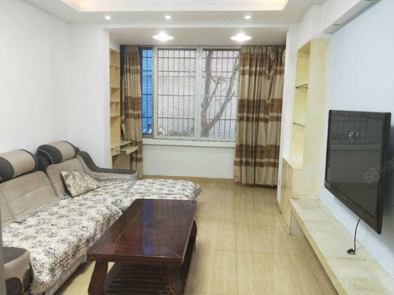 葡萄园金品标准大两室。拎包入住,房东急售。