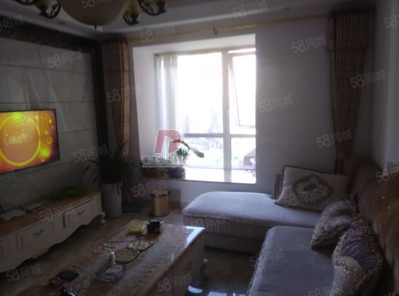 家大业大房产凯悦名城一期精装三室新房诚意出售拎包入住