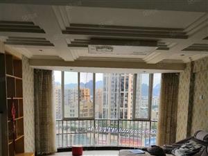 花园洋房、高档户型、龙福二苑精装修小高层复式楼、