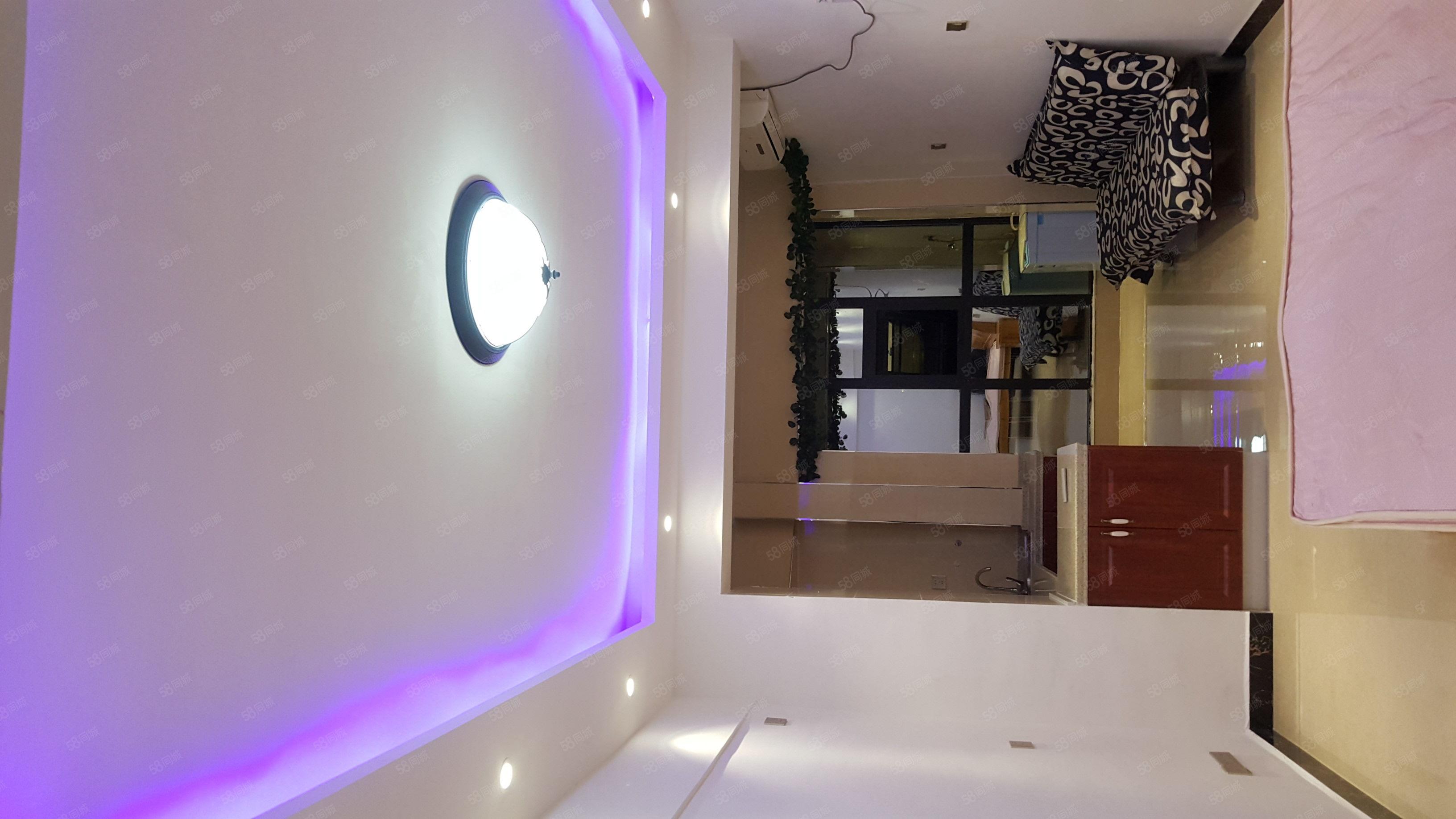 香檀山豪华精装公寓房户型方正,家电齐全,拎包即住先到先得。