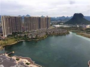 临桂漓江边花样年麓湖国际公寓48平精装26万起